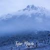 2311  G Snowy Denali Mountain
