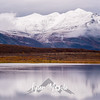 1481  G Snowy Mountain Reflection