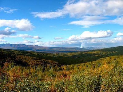 Alaska Fall Colors, 2004