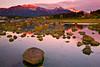 Alaska, Haines, Rock, Landscape, Sunrise,  阿拉斯加, 海恩斯, 日出