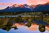 Alaska, Haines, Rock, Landscape, Reflection, Sunrise,  阿拉斯加, 海恩斯, 日出