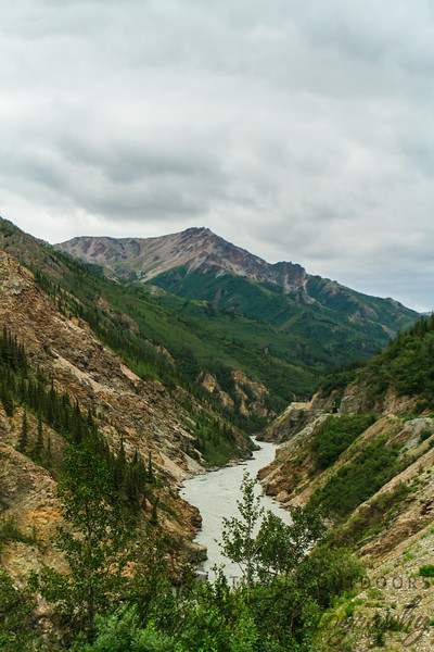 Nenana River Gorge