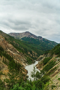 Nenana River Gorge