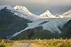 Worthington Glacier - Thompson Pass - Richardson Highway - Alaska
