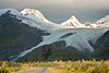 Worthington Glacier - Thompson Pass - Richardson Highway - Alaska