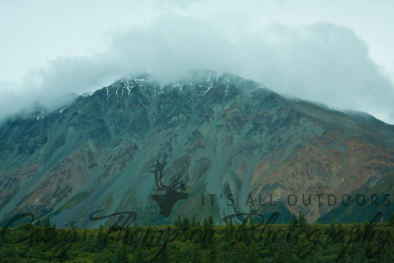 Rainbow Mountains. July 2011