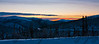 Eagle Summit Sunset - January 2012