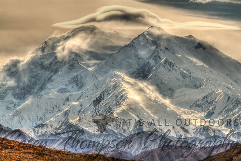 Denali in HDR