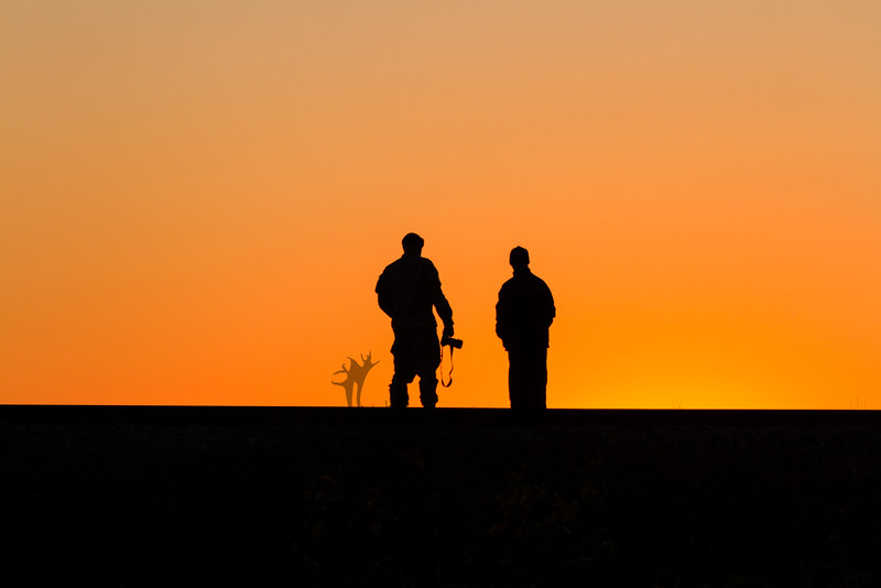 """Soldier Sunset"" - October 2012 - Anchorage, AK"