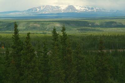 Mt. Drum in the Wrangell St. Elias National Park