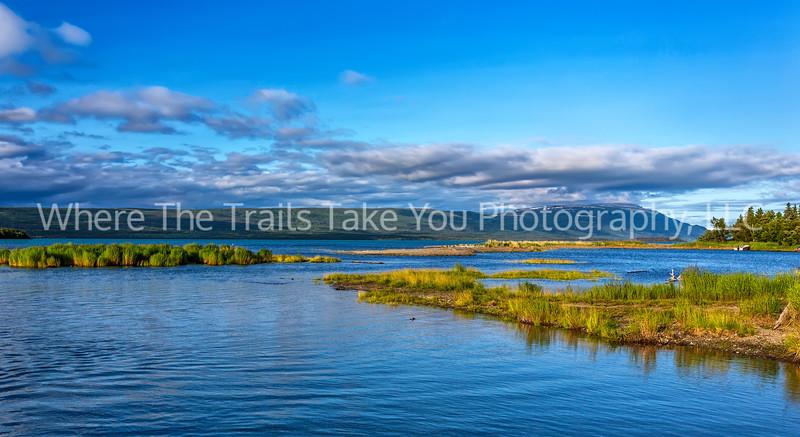 7.  Looking Toward Naknek Lake