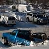 92  G Talkeetna Snowy Car