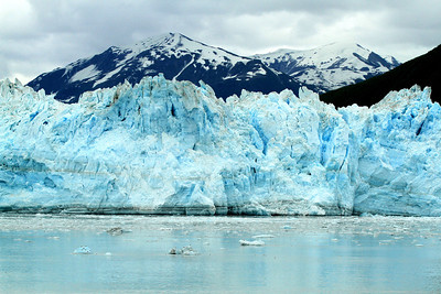2013 July 20 Alaska Scenery & Hubbard Glacier