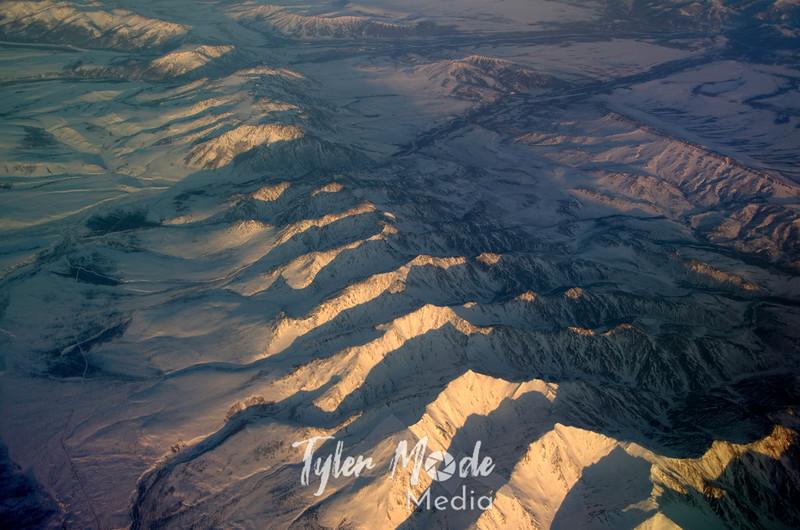 1362  G Mountain Range West
