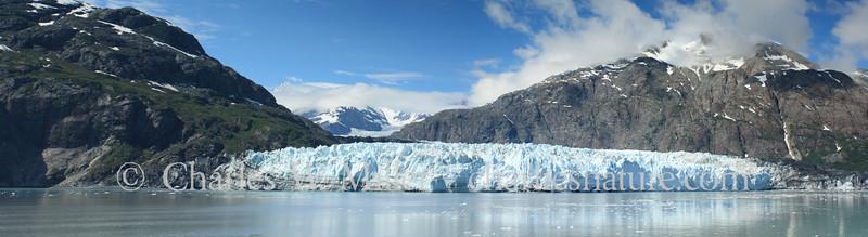 Marjerie Glacier panarama, Glacier Bay