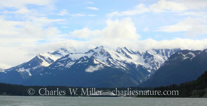 Leaving Haines, Alaska