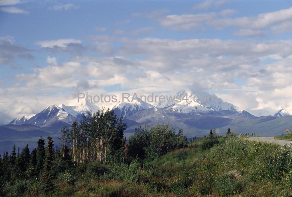 Wrangle Mountains