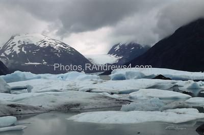 Portage Glacier 1991