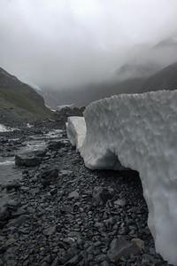 Byron Glacier remnant