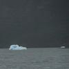 Iceberg on Portage Lake