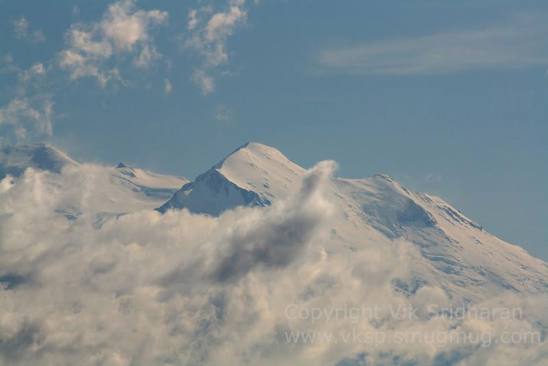 North peak.