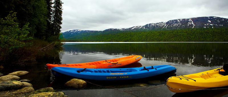 Kayak's for rent Denali Alaska