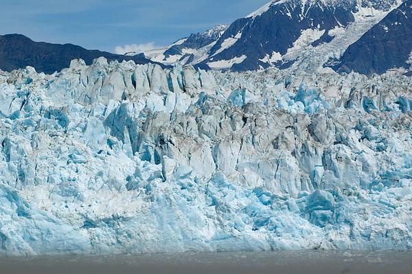 Hubbard Glacier from Disenchantment Bay