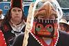 """Celebration"", Native Parade Juneau 2008 Tlingit, Haida, and Tsimshian tribal members"