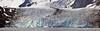 Kenai glacier Panorama Kenai Alaska
