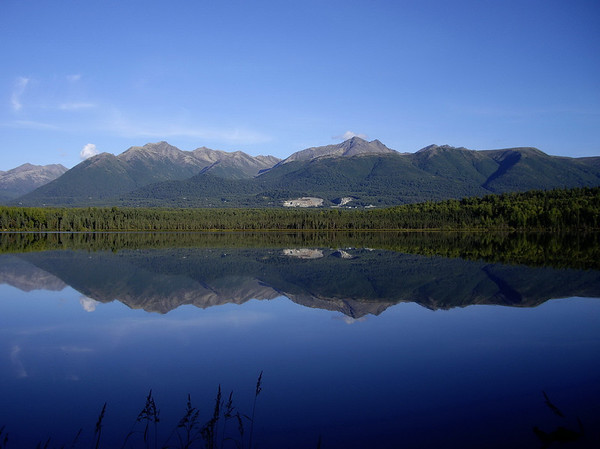 Various Alaska Landscapes