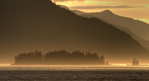 The Inside Passage, AK