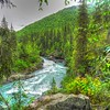 Six Mile Creek, Kenai Peninsula, Alaska