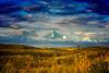 Mt Deborah & Mt Hayes viewed from Richardson Highway