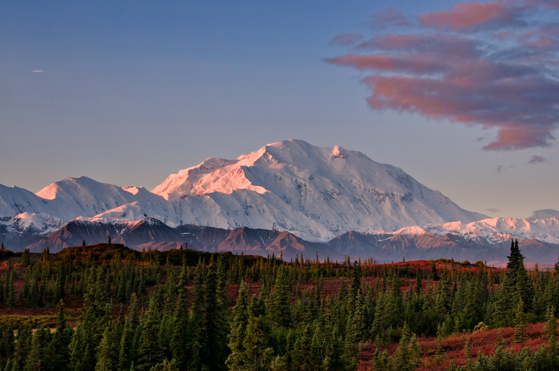 Simply Mount Denali.