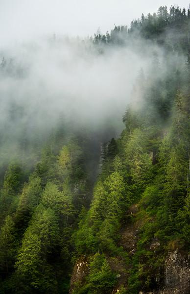 Misty Fjords, Alaska