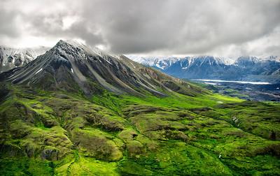 Denali National Park, AK 1st Place Popular Photography, July 2011