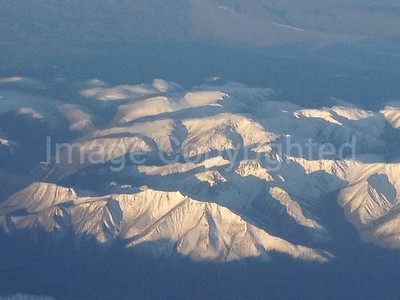 Snowy range with shadows 8/31/12