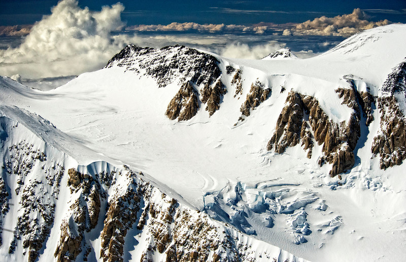 View from top of the world- Mt McKinley (Denali), Denali National Park AK