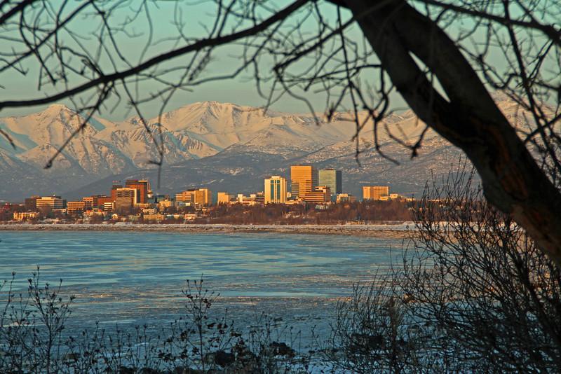 Frozen Anchorage