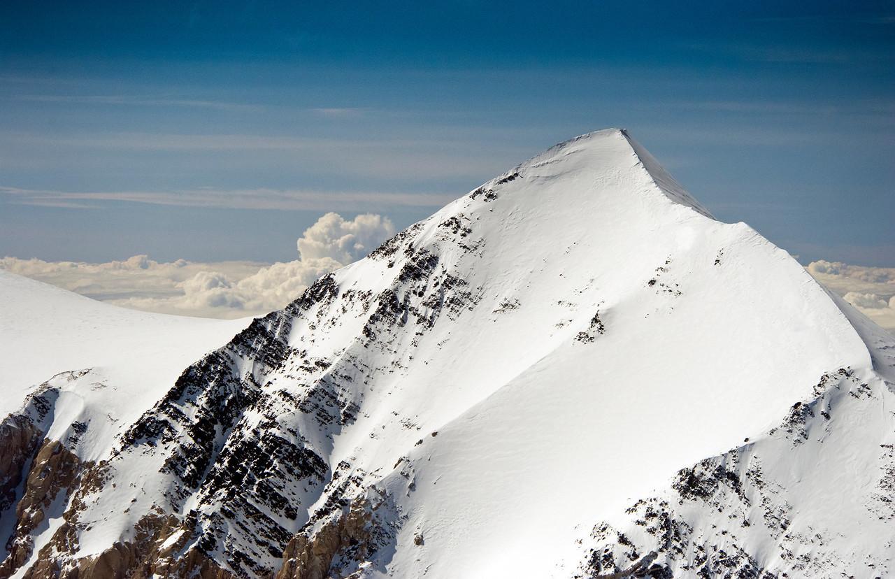 Mt McKinley (Denali), North Peak,  Alaska Range