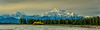 Denali Panorama as see from Talkeetna