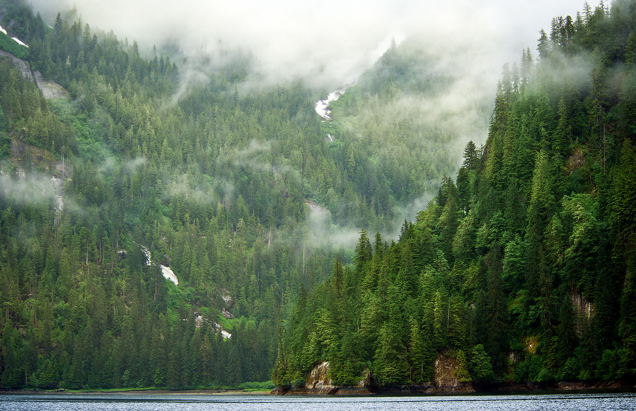 Misty Fjords, Alaska