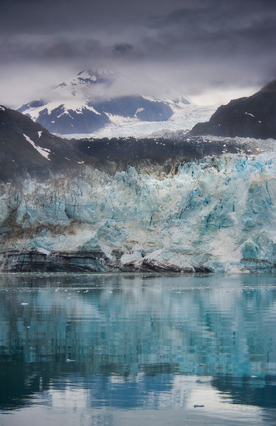 Margerie Glacier at the end of Glacier Bay