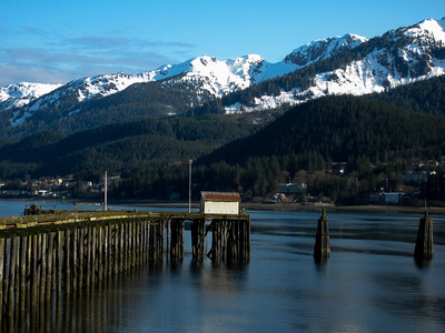 Gastenou Channel, Juneau, Alaska