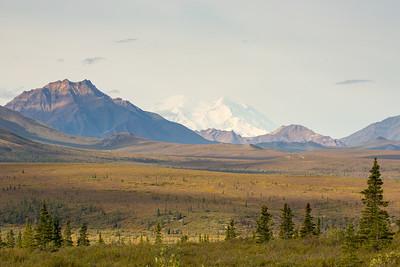 Mount McKinley, Denali Nat'l Park, AK
