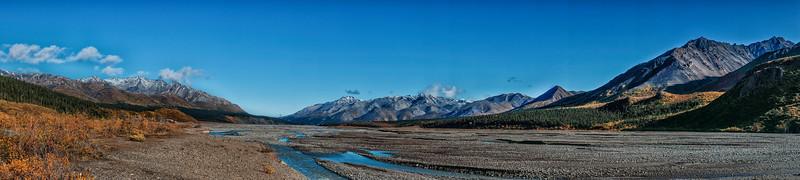 Tolkat River Pano