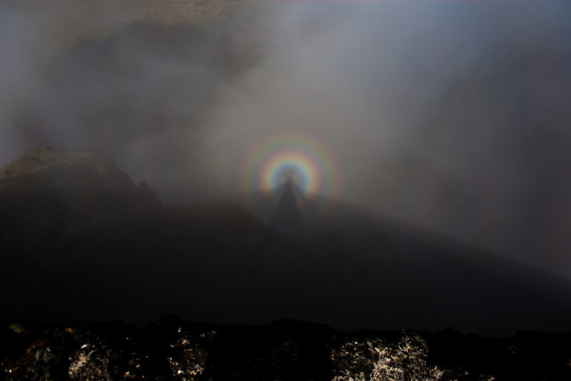 Spectre of Brock, near Homicide Peak, Chugach Mountains, Alaska.