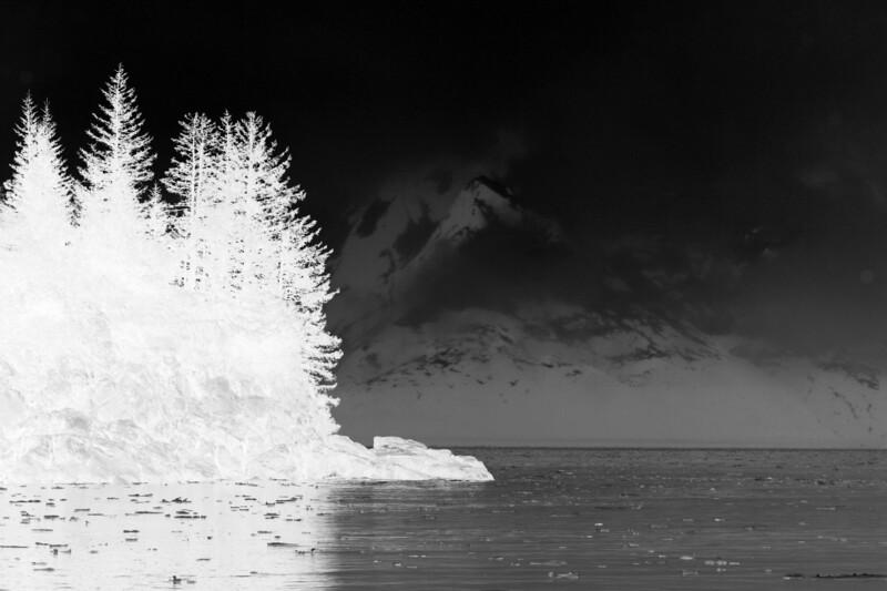 Icy Water, Kenai Fjords National Park