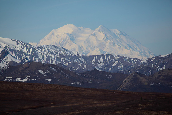 Denali, (Mount McKinley),Denali National Park