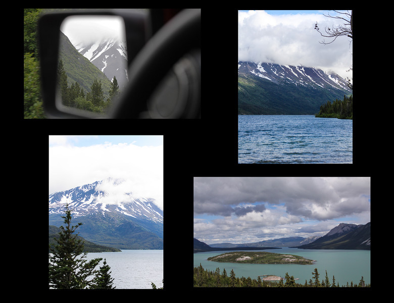 Yukon Route via Jeep in Skagway, Alaska